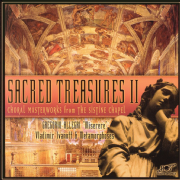 Sacred Treasures 2: Choral Masterworks from the Sistine Chapel - Osnabruck Youth Choir